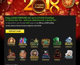Celebrate the Chinese New Year with €9K Free Play at 888 Casino
