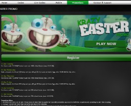 Enjoy Daily Easter Promotions at Casino Luck