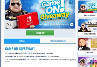 Win a Gaming Package at BGO Casino