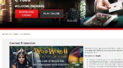 Share in €300K of Instant Prizes in Wild Jack Casino's Wild Wins Promo