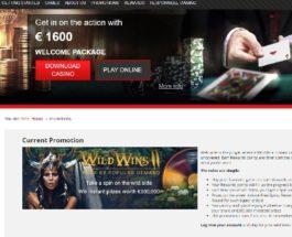 Share in €300K of Instant Prizes in Wild Jack Casino's Wild Wins Promo