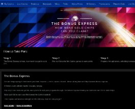 Claim Gold Chips with Sky Casino's Bonus Express