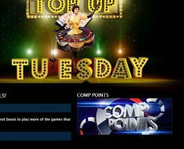 Gala Casino Offers Deposit Bonuses All Day Tuesday