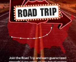 Sky Vegas Offers Fantastic Bonuses on its Road Trip Promotion