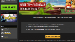 Win a VIP Trip to Hawaii at NetBet Casino