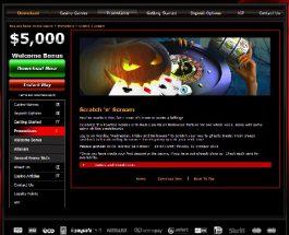 Win Big With Mansion Casino's Scratch 'n' Scream Promo
