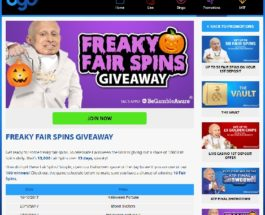 Win a Share of 13,000 Free Spins at BGO Casino