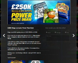 Win a Share of £250K at Coral Casino