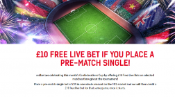 Get a Free £10 Live Sports Bet at Redbet Casino