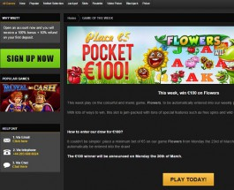 NetBet Casino is Giving Away €100