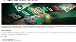 Win a Share of £50K at Unibet Live Casino