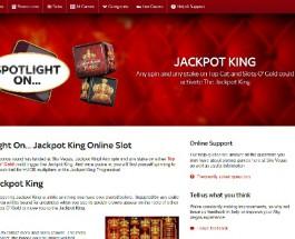 Sky Vegas Jackpot King Promo Offers Huge Progressive Jackpot