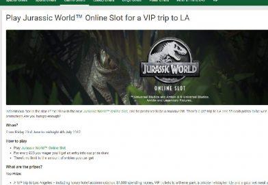 Win a VIP Trip to LA at Unibet Casino