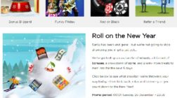 Casino.com Offers Daily Rewards with the Roll on the New Year Promo