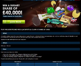 Gala Casino Runs £40K Prize Draw to Celebrate Candy Bar Slots