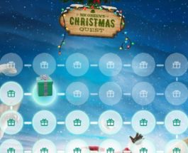 Win €1 Million Worth of Prizes in Mr Green's Festive Quest