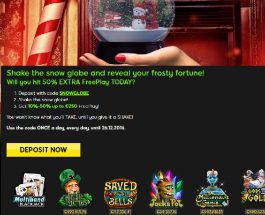 Claim Up To £250 of Free Play at 888 Casino Today