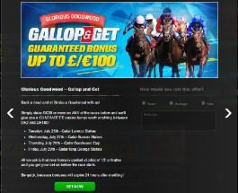 Back a Horse and Get a Casino Bonus at Coral