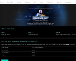 Win A Share of 100K RoboCop Slots Free Spins at Sky Casino
