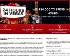 Win a Trip to Las Vegas at Sky Vegas Casino