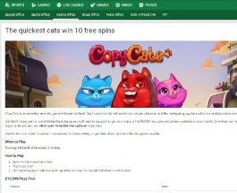 Win a Share of £10,000 Cash at Unibet Casino