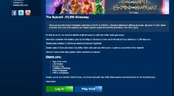 Win a Share of £5K in Betfred Casino Summit Promotion