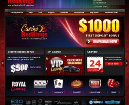 Enjoy Bonus Cash at Casino RedKings All Weekend
