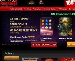 Enjoy Casino RedKings Auto Cash Bonus Promotion