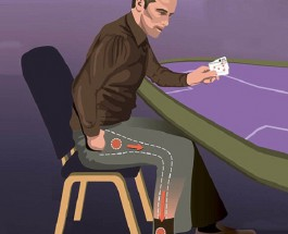 Croupier Sacked for Hiding Casino Chips in His Socks