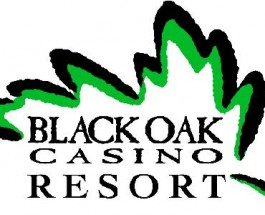 Award Winning Black Oak Casino Resort Provides Great Gaming and Music