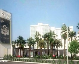 Sahara Casino Las Vegas Reopens as SLS Las Vegas