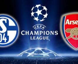 Champions League: Arsenal 21/19 Favourites vs. Schalke