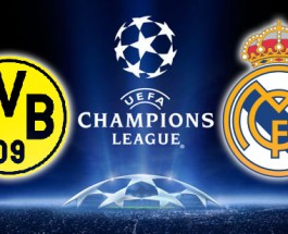 Champions League: Bor Dortmund 18/7 Odds vs. Real Madrid