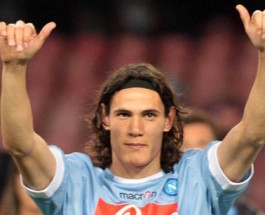 Chelsea is Hot for Cavani, Song is on His Way to Barcelona
