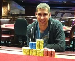 Chinne Leads Seminole Hard Rock Poker Open