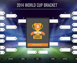 Cloudbet Offers 100 Bitcoins for the Perfect World Cup Bracket