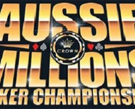 Crown Melbourne Casino Published Details for the 2014 Aussie Millions Championship