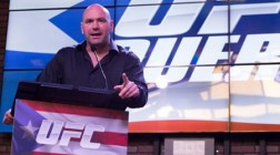 Dana White Banned From Casino Gambling