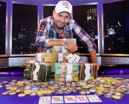 Daniel Negreanu Wins WSOPAP Main Event
