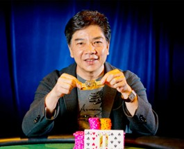 David Chiu Wins Fifth WSOP Bracelet