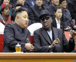 Paddy Power and Dennis Rodman Aid North Korean Diplomacy