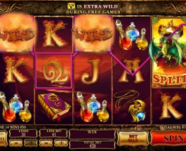 Double Comp Points on Dragon Kingdom at Winner Online Casino