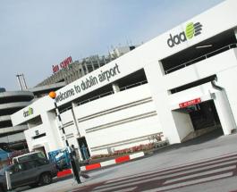 Dublin Airport Staff Celebrate Lotto Win