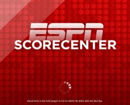 ESPN ScoreCenter App Review