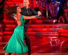 Jake Wood and Frankie Bridge Battle for Strictly Top Spot