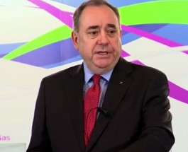 Alex Salmond Quits Leaving Nicola Sturgeon As Favourite Successor