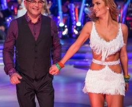 Gregg Wallace Needs Extra Help from Aliona Vilani After Strictly Debut