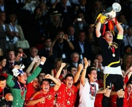 Odds understate Spain's position in Euro 2012