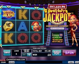 Everybody's Jackpot Slot Just Paid Out A $408,126 Progressive Jackpot