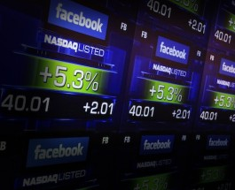 Facebook Shares Up As Zynga Remains Flat